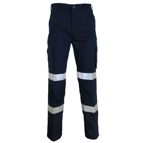 'DNC' Lightweight Cotton BioMotion Taped Pants