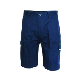 'DNC' RipStop Cargo Shorts