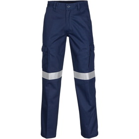 'DNC' Patron Saint Flame Retardant Arc Rated Cargo Pants with 3M Reflective Tape