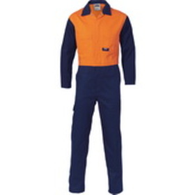 'DNC' Patron Saint Flame Retardant Arc Rated Two Tone Drill Coverall