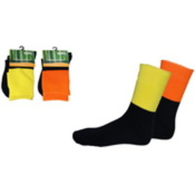 'DNC' Extra Thick HiVis Bamboo Socks