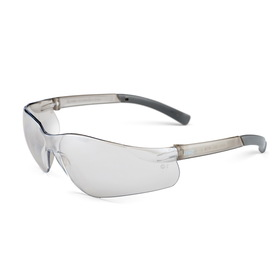 'DNC' Solar Transition Safety Spec with Clear Full Silver Mirror Lens