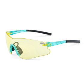 'DNC' Lady Hawk Safety Glasses with AMBER Anti-Fog Lens