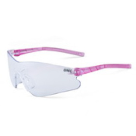 'DNC' Lady Hawk Safety Glasses with CLEAR Anti-Fog Lens