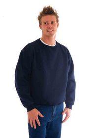 'DNC' Crew Neck Fleecy Sweatshirt (Sloppy Joe)