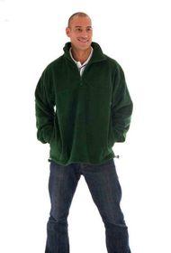 'DNC' Unisex ½ Zip Polar Fleece