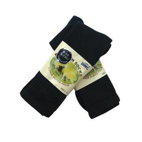 'DNC'  95% Cotton 5% Spandex Socks 3 Pack