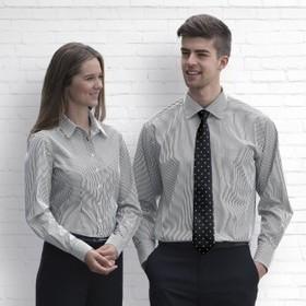 'Gear For Life' Ladies The Wynyard Stripe Long Sleeve Shirt