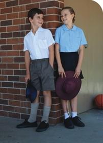 'Bocini' Kids School Wide Brim Hat