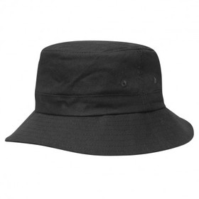 'Legend' Kids Twill Bucket Hat with Toggle
