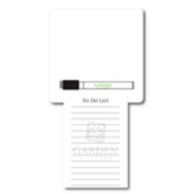 'High Caliber' Magnetic Whiteboard To Do List