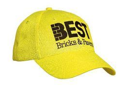'Headwear Professionals' Luminescent Safety Cap