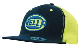 'Headwear Professionals' Premium American Twill with Mesh Back and Snap Back Pro Styling