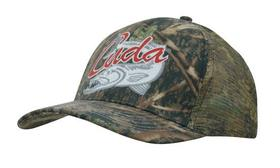 'Headwear Professionals' True Timber Camouflage with Camo Mesh Back