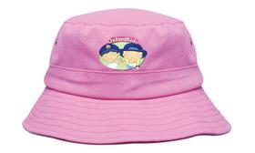 'Headwear Professionals' Brushed Sports Twill Infants Bucket Hat