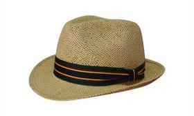 'Headwear Professionals' Fedora Style String Straw