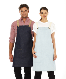 'Identitee'  Billy Denim Bib Apron