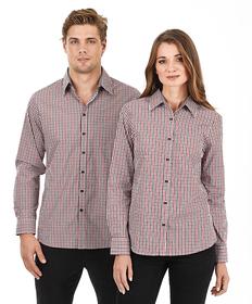 'Identitee'  Ladies Hudson Long Sleeve Shirt