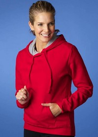 'Aussiepacific' Ladies Hotham Kanga Pocket Hoodie
