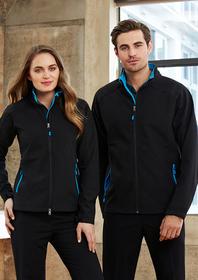 'Biz Collection' Ladies Geneva Softshell Jacket