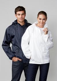'Biz Collection' Spinnaker Shower Proof Unisex Jacket