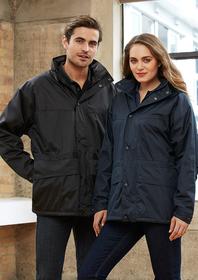 'Biz Collection' Unisex Trekka Water Proof Jacket