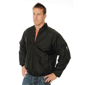 'DNC' Flying Jacket with Plastic Zips