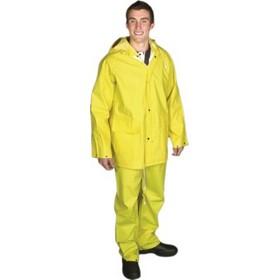 'DNC' PVC Rain Jacket