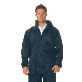 'DNC' Classic Rain Jacket