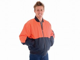 'DNC' HiVis Two Tone Flying Jacket
