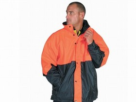 'DNC' HiVis Two Tone Classic Jacket
