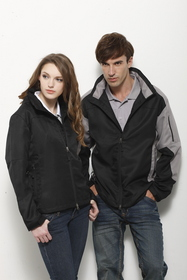 'Grace Collection' Mens Escapade Soft Shell Jacket