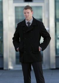 'Gear For Life' Mens Mariner Pea Jacket