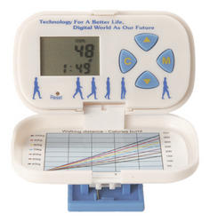 Chit-Chat Talking Pedometer