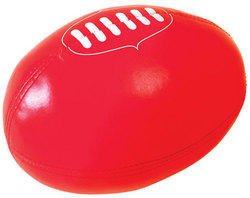 'Lasting Impressions Collection' Tuff Stuff PVC Soft Football