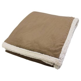 'Kanata' Challenger Faux Lambswool ReversibleThrow