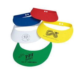 'Logo-Line' E.V.A. Foam Adjustable Visors