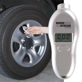 'Logo-Line' Digital Tyre Pressure Gauge