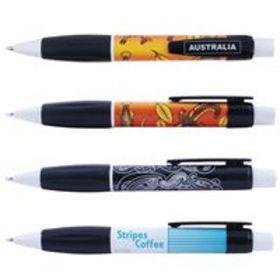 'Logo-Line' Cascade Ballpoint Pen