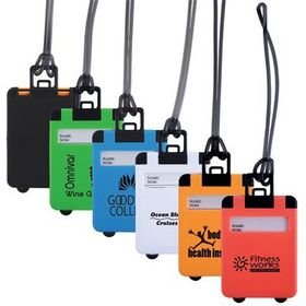 'Logo-Line' Suitcase Luggage Tag