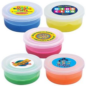 'Logo-Line' Crazy Bouncing Putty