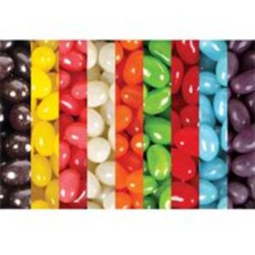 'Logo-Line' Corporate Colour Mini Jelly Beans