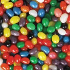 'Logo-Line' Assorted Colour Mini Jelly Beans