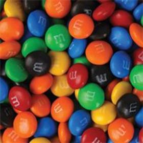 'Logo-Line' M and M's