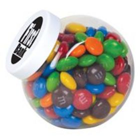 'Logo-Line' M and M's in Container