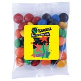 'Logo-Line' M and M's in 50 Gram Cello Bag