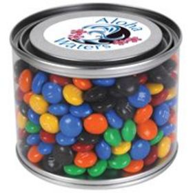 'Logo-Line' M and M's in 500ml Drum