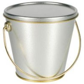 'Logo-Line' Tin Bucket