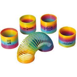 'Logo-Line' Rainbow Spring Thingz