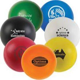 'Logo-Line' Anti Stress Round Ball